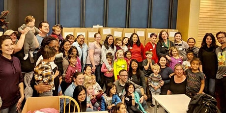 Family Volunteering: Baby Box Donation Sorting for Vulnerable Moms+Babies [4/29] tickets