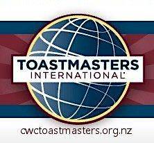 Christchurch Women's Toastmasters club logo