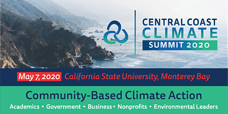 Central Coast Climate Summit 2020 tickets