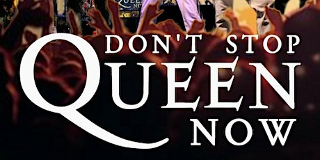 Don't Stop Queen Now: Live at Pudsey Civic Hall tickets