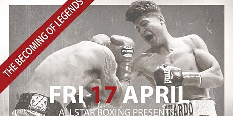 Battle of the Rising Stars! Live Professional Boxing tickets