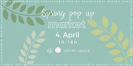 Sustainable Spring Pop-Up Market Tickets