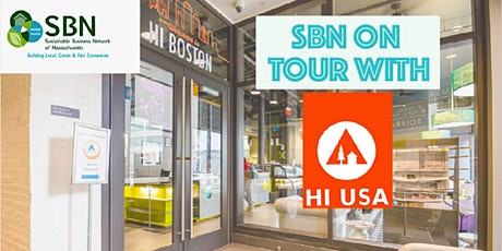 Go on Tour with HI Boston and SBN! tickets