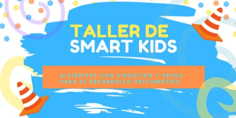 TALLER SMART KIDS boletos