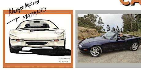 Diablo Valley College CAR SHOW - Great Designers Series tickets