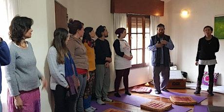 Mantras Sufis~La Voz del Corazón (Seminario Vivencial) entradas