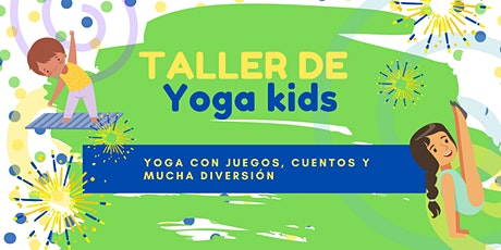 YOGA KIDS boletos