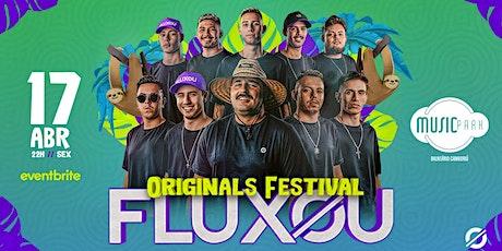 FLUXOU - ORIGINALS FESTIVAL / BALNEÁRIO CAMBORIÚ ingressos