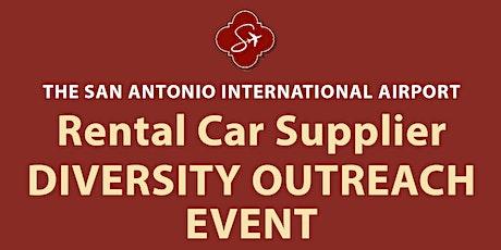 Rental Car Supplier Diversity Outreach Event - San Antonio International tickets