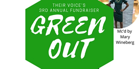 "3rd Annual ""Green Out"" for a Cause tickets"
