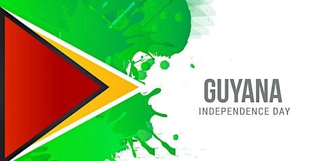 Guyana Independence DayCelebration NYC Boat Party Yacht Cruise: Friday Night tickets