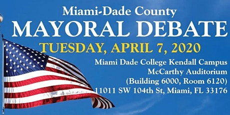 Miami-Dade County Mayoral Debate tickets
