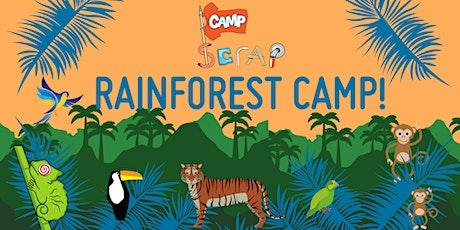 3-Day Rainforest Camp SCRAP tickets