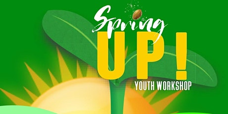 Spring UP! Youth Workshop tickets