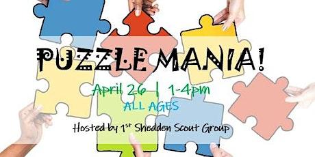 Puzzle Mania! tickets