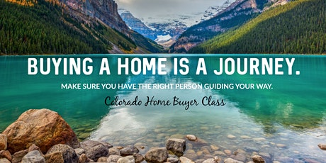 Colorado Home Buying Class tickets