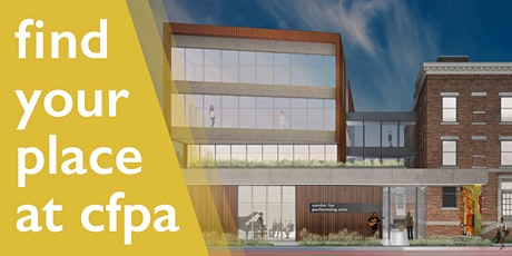 cfpa Expansion Open House tickets