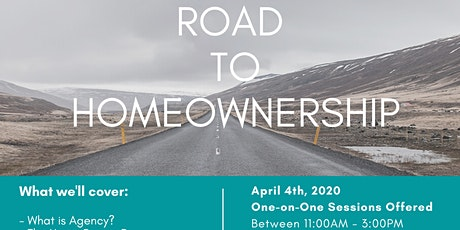 Road to Home Ownership (Now Virtual) tickets