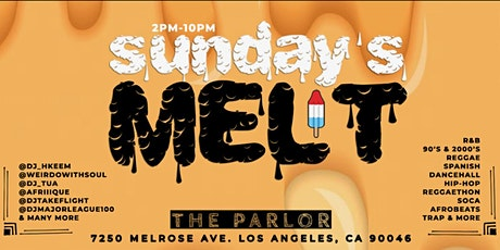 Sunday's Melt Day Party tickets