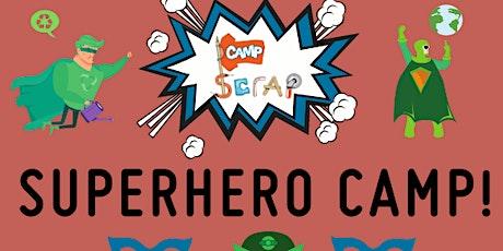 3-Day Superhero Camp SCRAP tickets