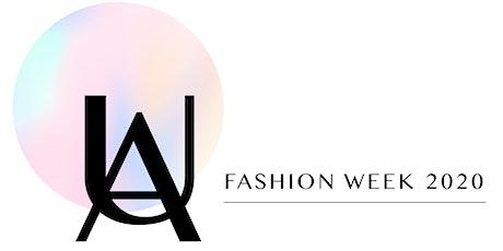 UA Fashion Show 2020 tickets