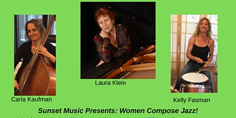 Women Compose Jazz! Laura Klein Trio tickets