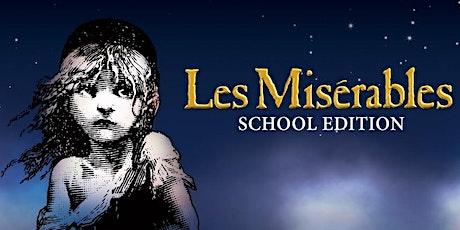 Les Misérables, School Edition tickets