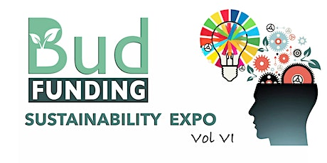 Budfunding's Sustainability Expo tickets