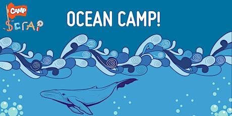 5-Day Ocean Camp SCRAP tickets