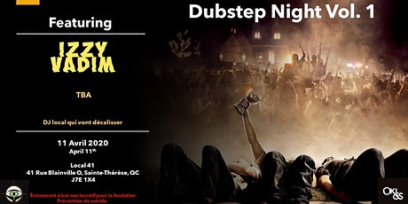Dubstep Night Vol. 1 billets
