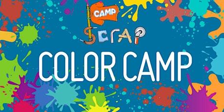 3-Day Color Camp SCRAP tickets