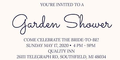 Bridal Shower tickets
