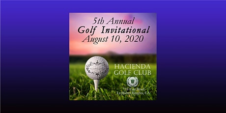 Yuli's 5th Annual Golf Tournament tickets