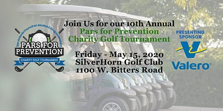 10th Annual Pars for Prevention Charity Golf Tournament tickets