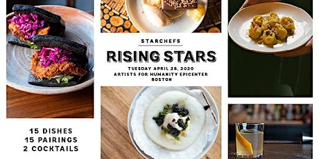 2020 StarChefs Boston Rising Stars tickets