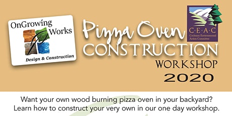 Pizza Oven Construction Workshop tickets