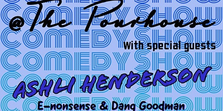 Speaking Volumes: Comedy Show tickets