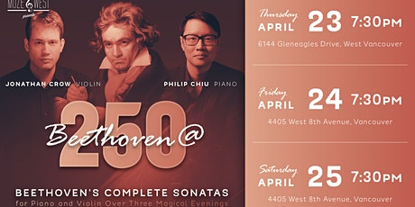 BEETHOVEN 250 Festival (Night 3) tickets