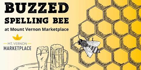 Buzzed Spelling Bee tickets