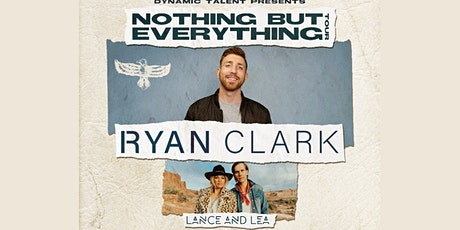 Ryan Clark  (Band) with Lance and Lea - NEW DATE Fri. Jul. 10, 2020 tickets