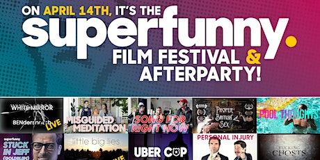 Superfunny Film Fest & Afterparty tickets