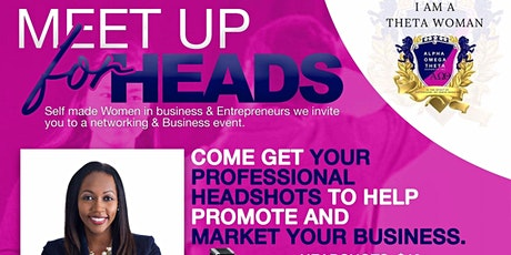 It's a Headshot Event!  tickets