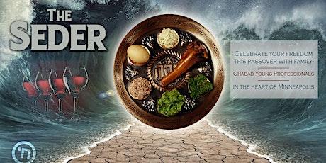 Uptown Passover Seder tickets