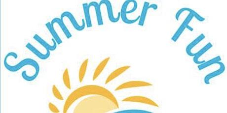Summer fun beurs  tickets