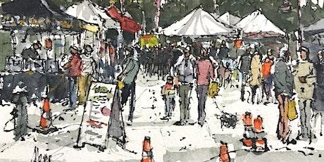 Farmer's Market Sketching Walk tickets