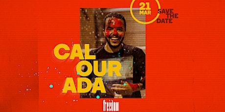 CALOURADA :: FREEDOM ingressos