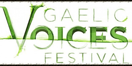 Gaelic Voices Festival 2020 tickets
