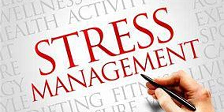 Stress Management Workshop w / Live Trainer tickets