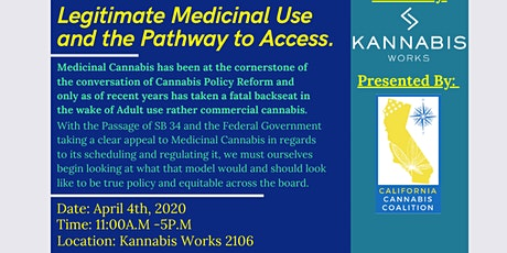 Medicinal Cannabis Use and the Pathway to Access tickets