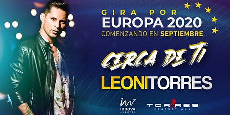 Leoni Torres 2020 - Barcelona entradas